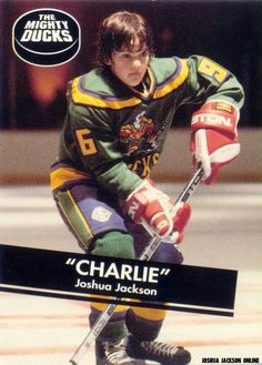 or Peter.he was Charlie on The Mighty ducks D2 The Mighty Ducks, Epic Theatre, Charlie Conway, Duck Costumes, Baseball Movies, Flying Together, Quack Quack, Anaheim Ducks, Classic Movies