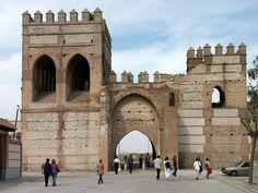 Avila Madrigal de las Altas Torres Puerta de Cantalapiedra