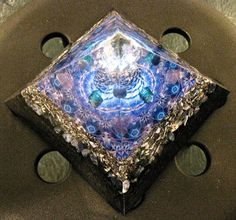 Orgone Pyramid by Orgone Vortex