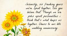 Best Wedding Anniversary Wishes For Husband - Quotes & Messages Happy Wedding Anniversary Quotes, Anniversary Wishes For Boyfriend, Wedding Day Quotes, Happy Anniversary Wishes, Marriage Anniversary, Wedding Sayings, Winter Wedding Colors, Unique Quotes, Wish Quotes
