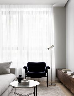 living room Curtains, Flats, Living Room, Interior Design, Space, Home Decor, Asia, Loafers & Slip Ons, Nest Design