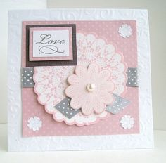 Valentines Day card Love card Wedding by designedbymarylou on Etsy
