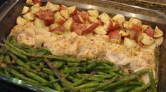 One Pan Chicken Green Beans and Potatoes – 77Recipes