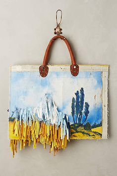 One-of-a-Kind Apennine Tote - anthropologie.com