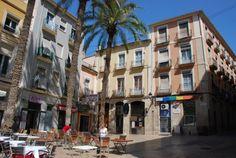 Turismo en #Alicante, plaza de la Santísima Faz, Imagen cortesía de @SerViajero