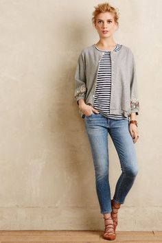 Citizens of Humanity Avedon Ankle Skinny Jeans - 2015 anthropologie.com