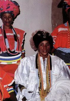 a Pedi bride Known as the Bapedi tribe they are one of a number of North Sotho tribes