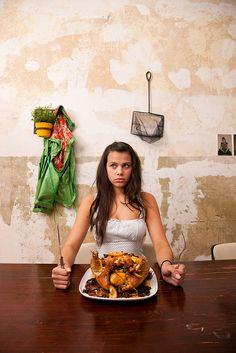 """Das unverschämt geile Kochbuch"", Cover-Motiv, (Foto: Maryatta Wegerif)   Flickr - Fotosharing! Tobias, Cover, Food, Reading, Products, Cooking, Hams, Essen, Reading Books"