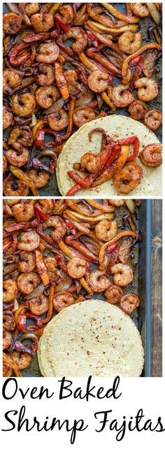 These might be the BEST fajitas you will ever try. You get all of the smokey flavor, but without all of the smoke! The spices are just perfect and they are so simple to make. #seafoodrecipes