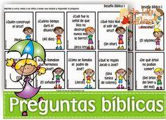 130 Mejores Imagenes De Escuela Sabatica Bible Activities