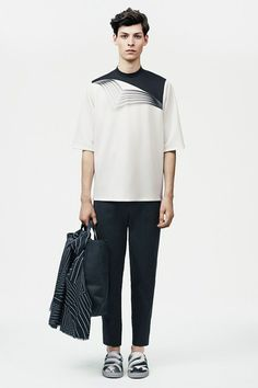 Christopher Kane Menswear Collection - Spring 2015, Men's London Fashion Week