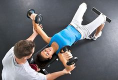 An expert personal trainer offers fitness advice about how to build muscle. Get Quick and Dirty Tips about the best way to build muscle: how often to go to the gym, how many sets to do, how much weight to lift, and more. Fitness Workouts, Fitness Tips, Health Fitness, Blast Fitness, Free Fitness, Fitness Products, Body Workouts, Health Goals, Fitness Goals