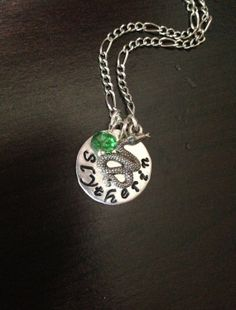 Harry Potter Necklace Slytherin With Snake by TheOwleryGallery, $18.00