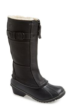 SOREL 'Winter Fancy Tall II' Waterproof Snow Boot (Women) available at #Nordstrom