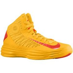 Nike Hyperdunk - Men's - Basketball - Shoes - Volt/Gorge Green