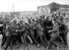 Miners strike 1984 - Google Search