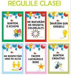 regulile clasei - regulile grupei - fluturasi Preschool Rooms, Preschool Classroom, Classroom Activities, Classroom Decor, Activities For Kids, Kindergarten, Crafts For Kids, Travel Crafts, Class Decoration