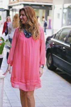 Vestidos de gasa en todos los colores!!!