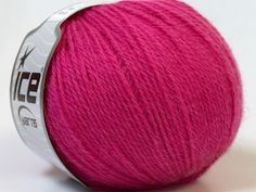 100 Alpaca Yarn in colour 6 x 50g balls Pink by TheCrochetShed, £25.00