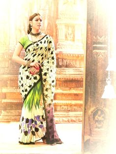 Sarees Online: Shop the latest Indian Sarees at the best price online shopping. From classic to contemporary, daily wear to party wear saree, Cbazaar has saree for every occasion. Latest Indian Saree, Indian Sarees Online, Buy Sarees Online, Casual Saree, Half Saree, Party Wear Sarees, Printed Sarees, Daily Wear, Silk Sarees