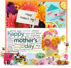 """""""Happy Mother's Day ♥♥♥"""" by shortyluv718 on Polyvore"""