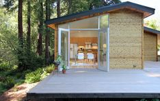 Horton Residence, a 600 square foot renovated residence with a 500-square-foot addition, Sebastopol, CA, by Design Blitz