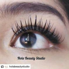 7d2eebc0229 #Repost @holabeautystudio Hai Ladies Mau bulu mata cantik dan lentik yuk  extension #Repost