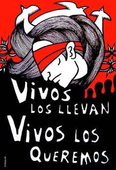 #Ayotzinapa: ¡Presentación con vida de los desaparecidos! 31 de diciembre a la 1 de la tarde en Los Pinos