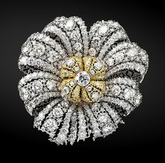 Buccellati High Jewelry Brooch |