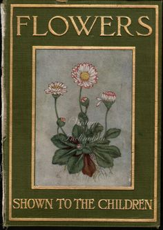 Beautiful book front cover vintage antique by VintageInclination, $12.00
