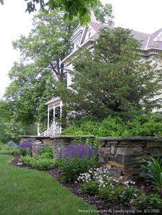 https://flic.kr/p/9c7WQS | Historic Residence Landscape Transformation - natural stone pillars | Boral Clay Paver Patios & Walks Kasota Stone Steps Chilton Natural Stone Walls & Pillars Custom Designed & Installed Natural Cedar Arbour & Pergola  Landscape located in Northfield, MN  ----------------------------------------------------------- ~~ Patios - Pergolas - Outdoor Living ~~  ----------------------------------------------------------- The Art of Landscape Design - Provi...