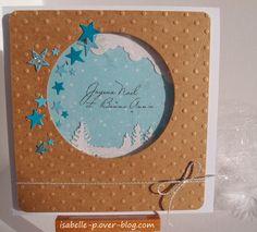 shaker card pour Noël