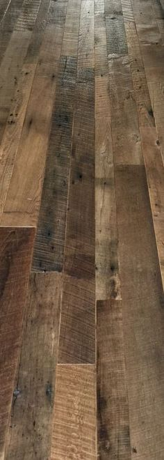 Reclaimed Wormy Chestnut Barnwood Flooring