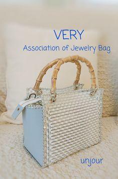 画像1つ目 個性溢れるVERY♪の記事より Jewelry, Crochet Pouch, Manualidades, Taschen, Jewlery, Bijoux, Schmuck, Jewerly, Jewels