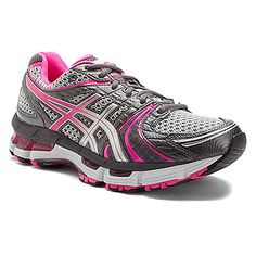 Favorite running shoe!  Asics GEL-Kayano® 18 found at #OnlineShoes