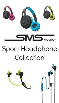 SMS Audio announces new Sport headphone line #smsaudio #fitness
