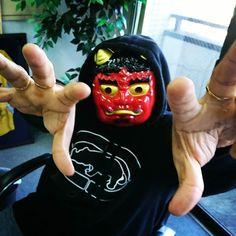 もうすぐ節分 少し早いですがこれから鬼退治  #横浜 #節分 #豆まき #鬼 #恵方巻 #日本 #文化 #写真 #写真好きな人と繋がりたい #insta #like #photo #japan #culture #devil #follow