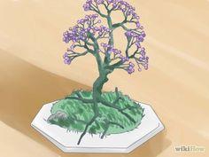 How to Make a Beaded Wire Tree Centerpiece -- via wikiHow.com