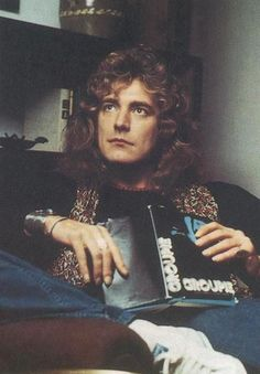 "mymindlostme: "" Robert Plant / Led Zeppelin """