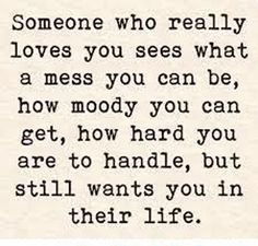 Someone Who Really Loves You | Cute Love Quotes