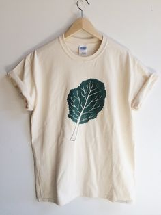 Kale Tee by andMorgan