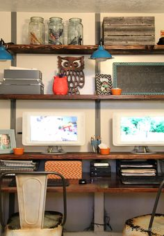 home office closet organization and design ideas-2