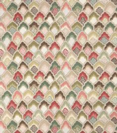 Upholstery Fabric-Eaton Square Hasty Pink