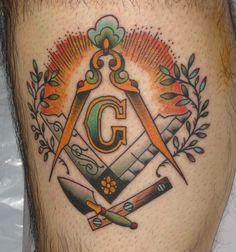 Masonic Tattoos Freemason | photo