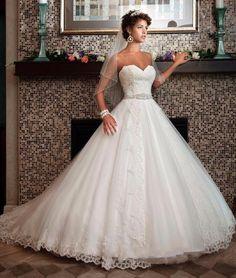 Wedding Dress Ronald Joyce Robyn Hochzeit Pinterest And Weddings