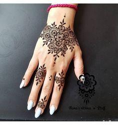 "1,045 Likes, 1 Comments - We Are Here To Inspire You (@hennalookbookin) on Instagram: ""Henna @ilonashennanstuff #EidSpecialInspirations"""