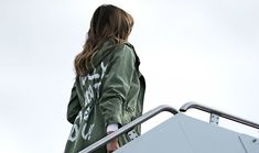 Melania Trump Agent of Coat Chaos