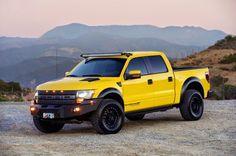 Monkey Motor: Nueva Hennessey Ford F-150 VelociRaptor 600 Superc...