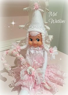Miss Snow Drop with braids :) <3 <3 FOR SALE .. SOLD!!