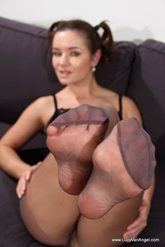 Lucyvanangel Beautiful Pantyhose And 10